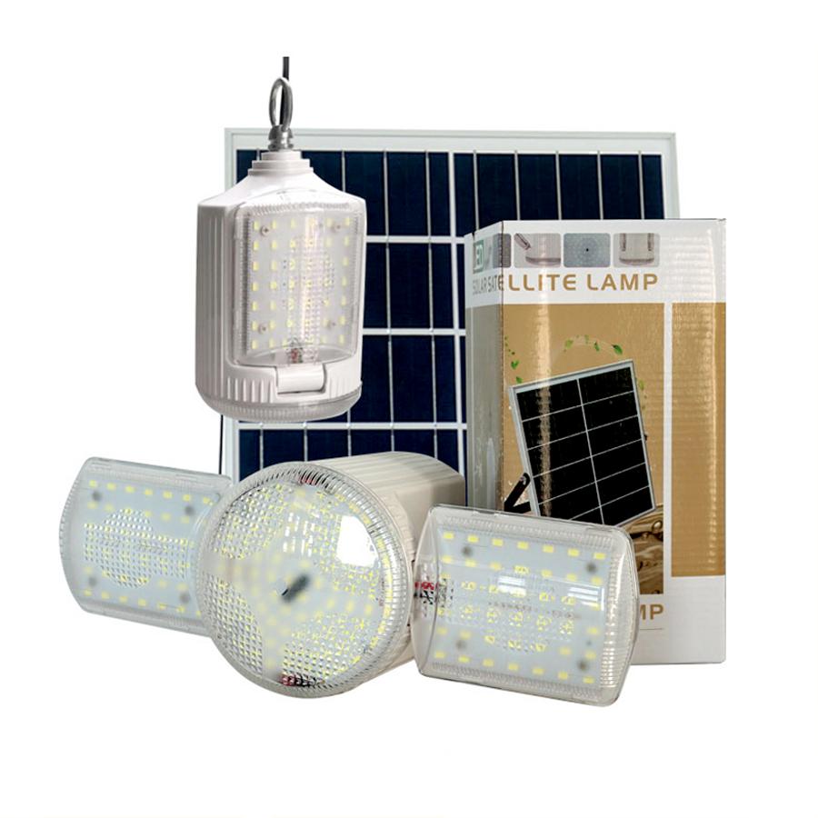 Đèn bulb năng lượng mặt trời  trong nhà 100w Roiled RT100W   bền, đẹp, giá siêu ưu đãi