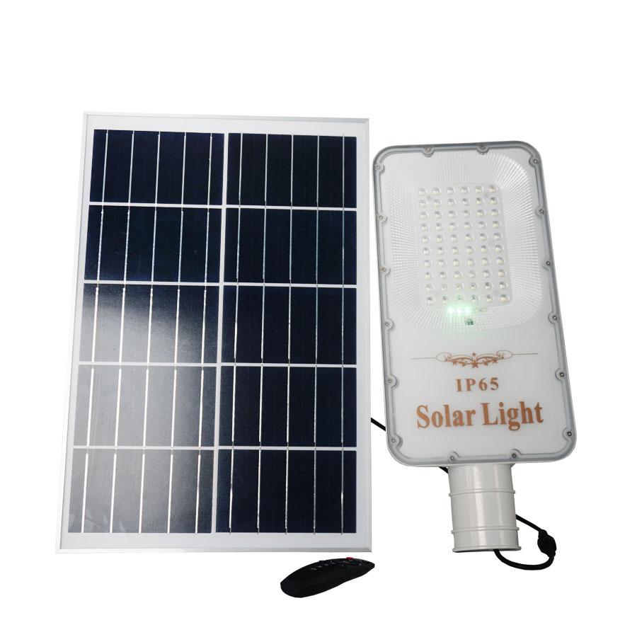 Đèn đường năng lượng mặt trời Solar Light 200W  E200 nhỏ gọn siêu sáng