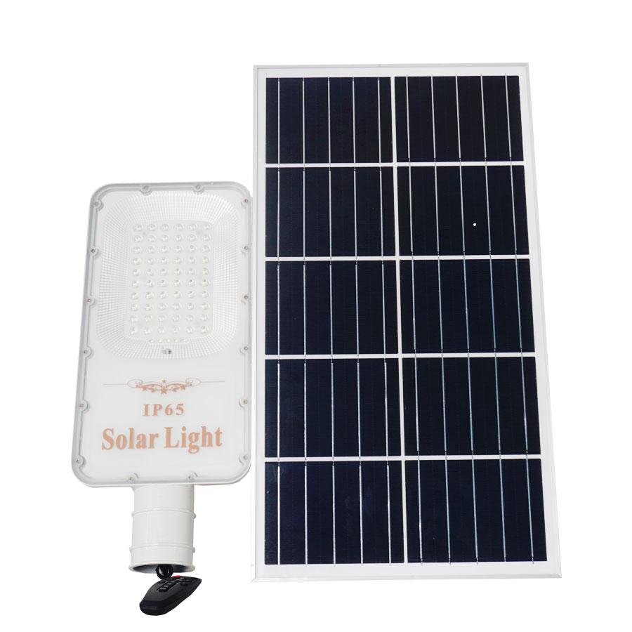 Đèn đường năng lượng mặt trời Solar Light 300W E300| Siêu sáng giá rẻ