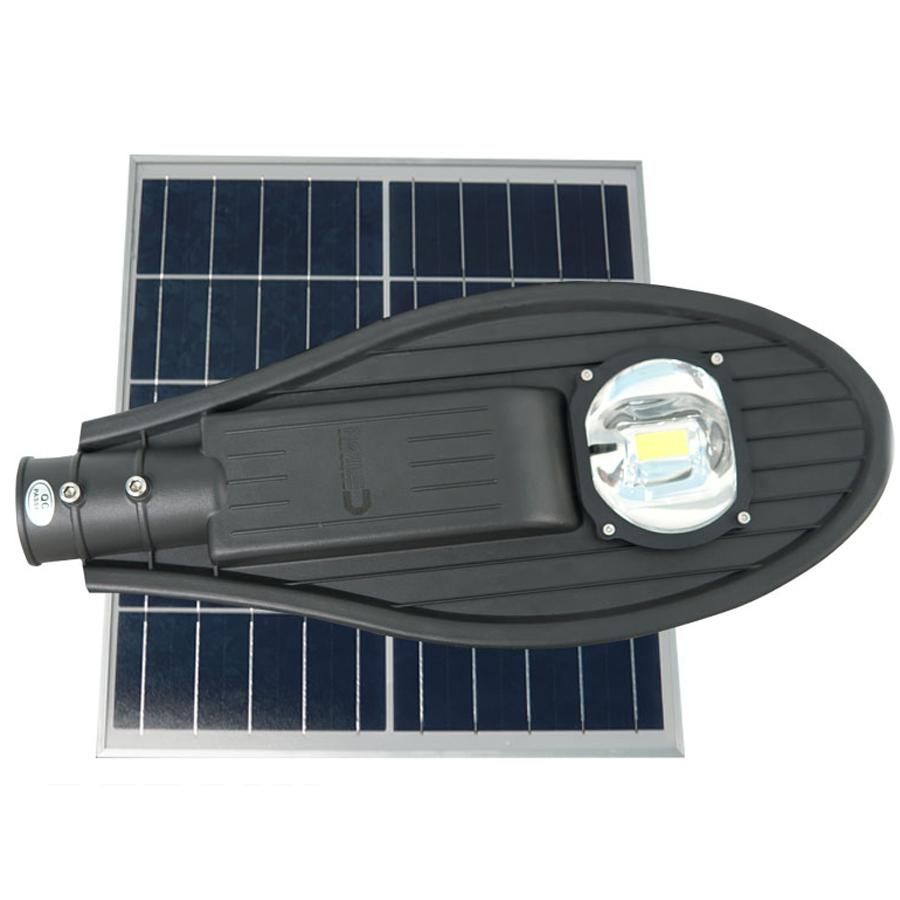 Đèn đường chiếc lá năng lượng mặt trời Roiled 50W - RE50 siêu sáng