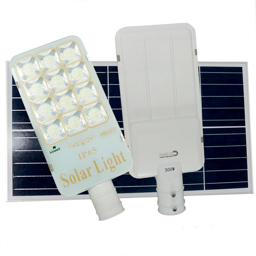 Đèn đường năng lượng mặt trời Pin rời Roiled 300W - RF300W mới nhất
