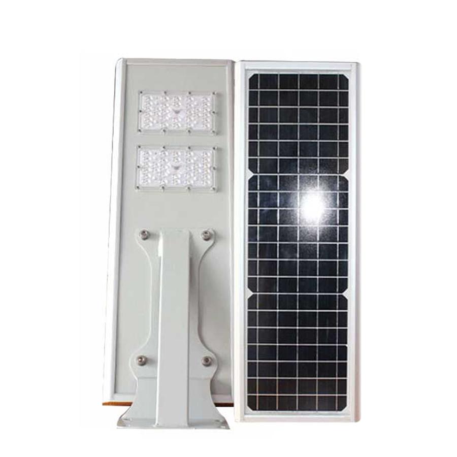 Solar Light Đèn đường pin liền thể cao cấp 15w cao cấp