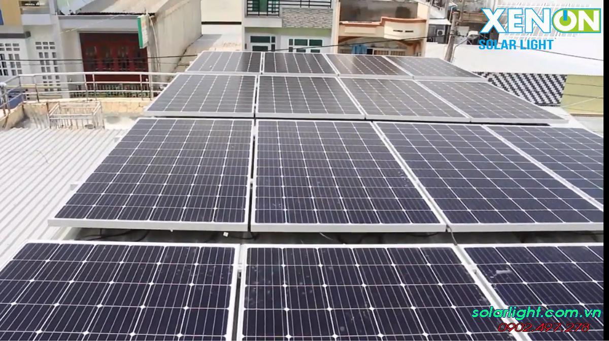 Trạm điện năng lượng mặt trời