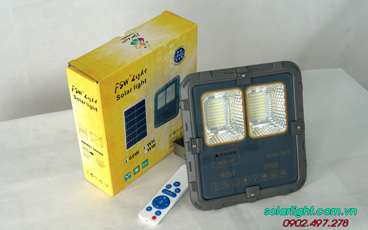 Solar light SL60W